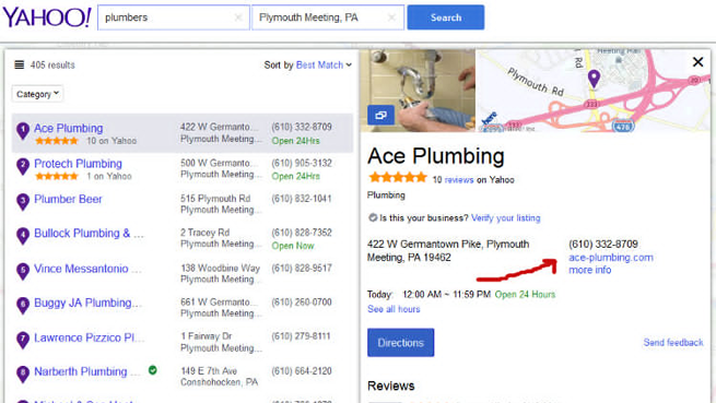 Finding Mobile & Local Business Leads
